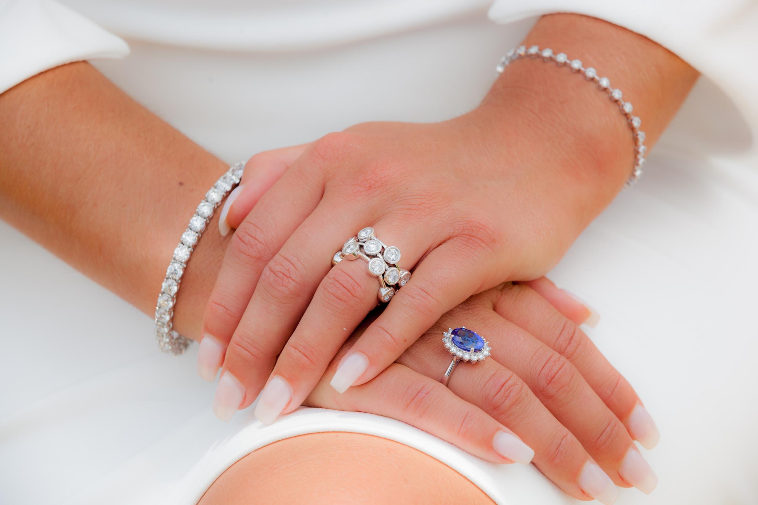 Jewelry Photography, Advertising, Marketing